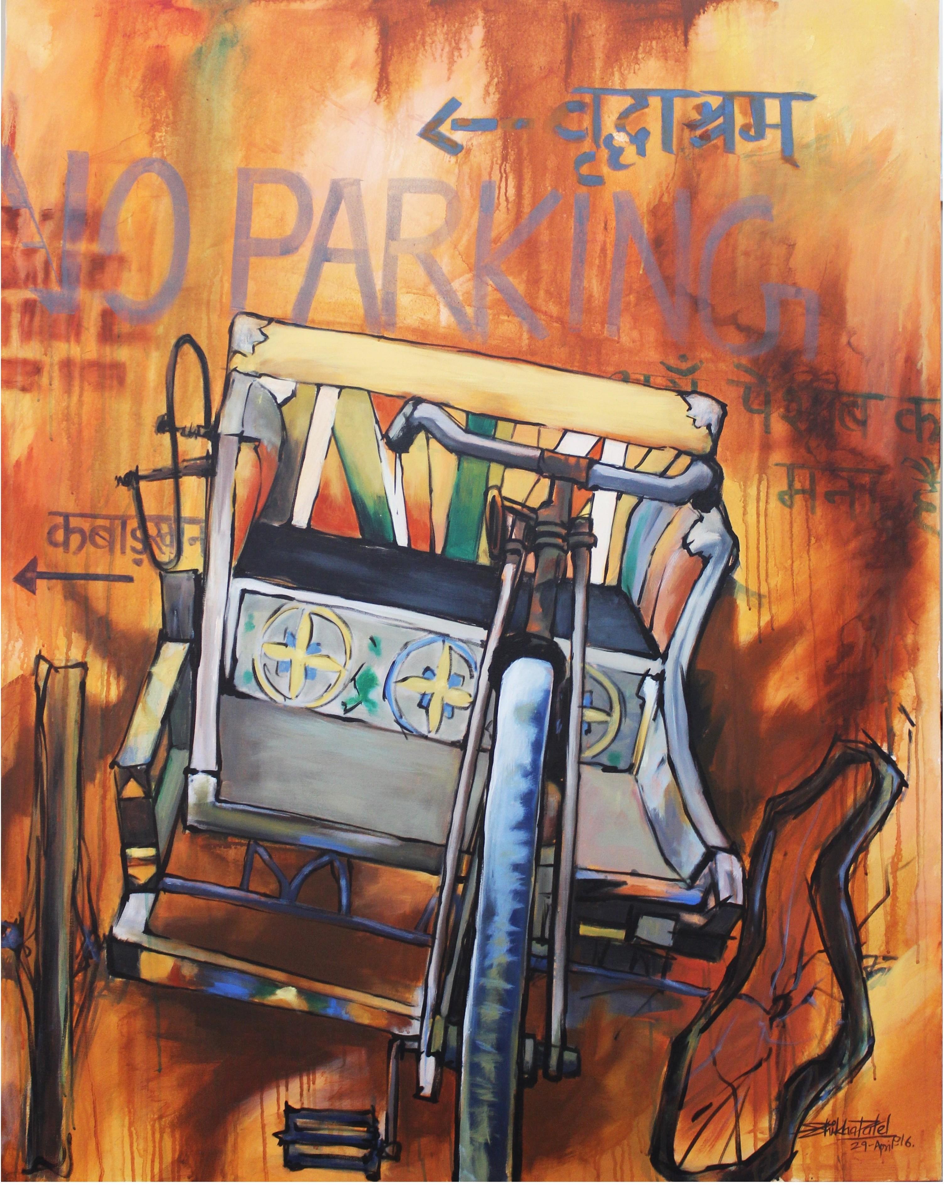 consequenceof aging rickshaw