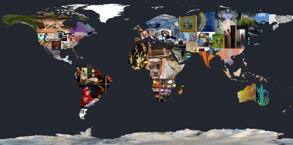 EAS world map 2